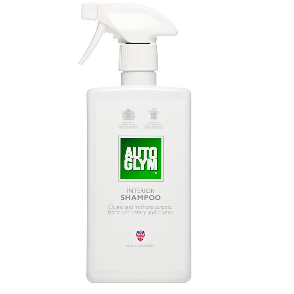 autoglym car vehicle interior spray shampoo fabric cleaner freshener 500ml ebay. Black Bedroom Furniture Sets. Home Design Ideas