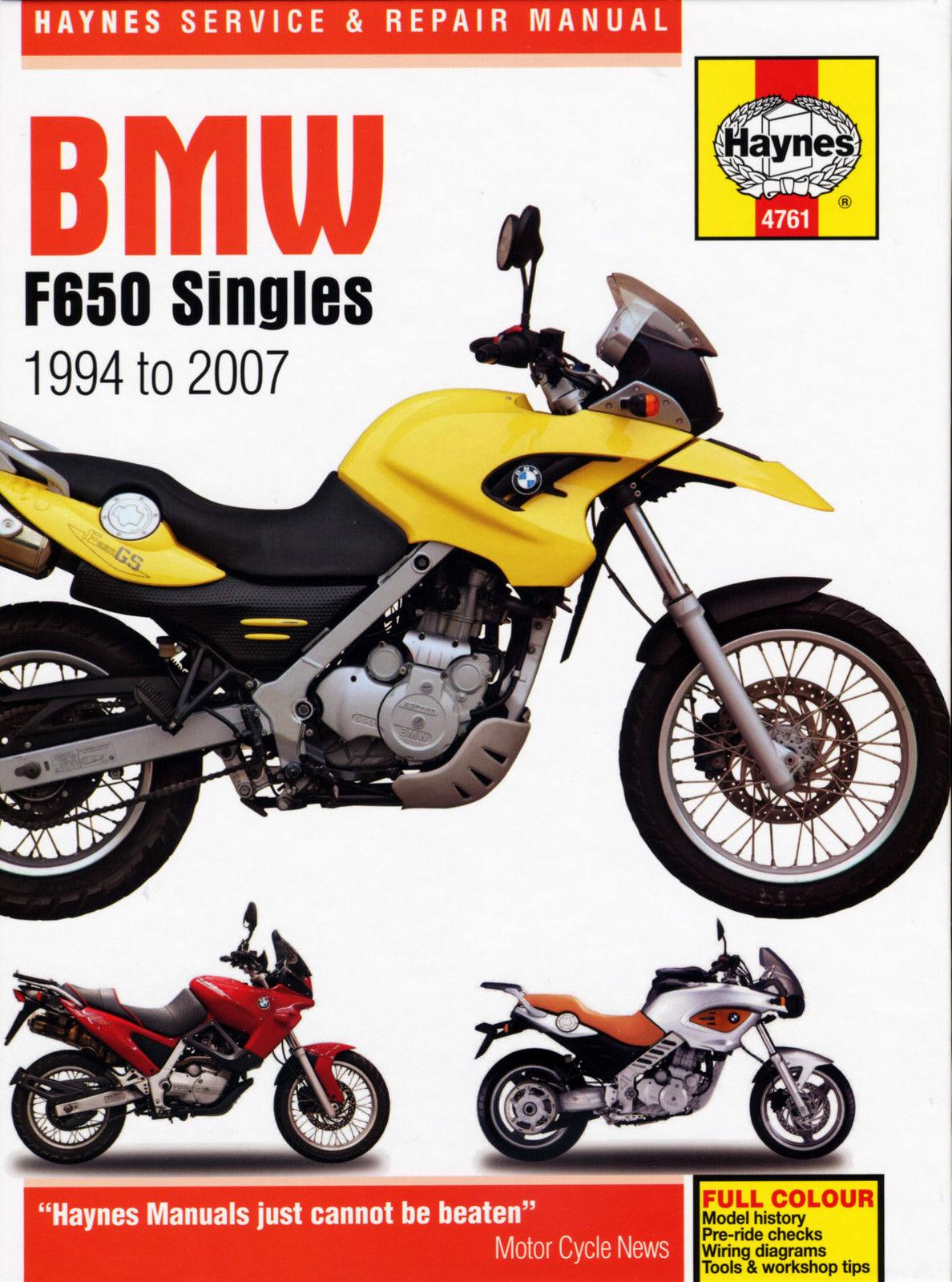 haynes 4761 motorcycle service repair owner manual bmw. Black Bedroom Furniture Sets. Home Design Ideas