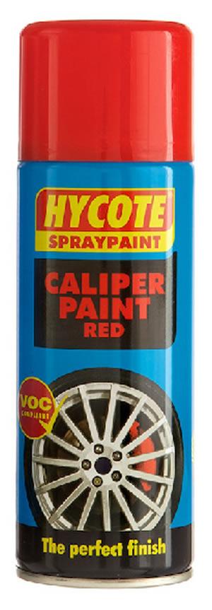 RED BRAKE CALIPER SPRAY 400ml PAINT GLOSS CALIPER AEROSOL