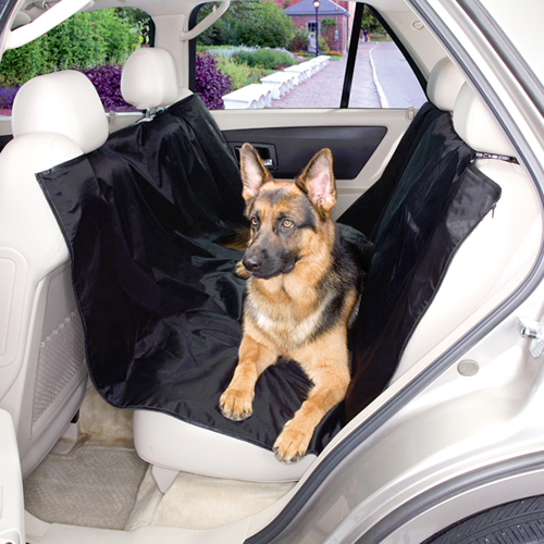 Car Dog Seat Cover Rear Hammock Protective Mat Pet