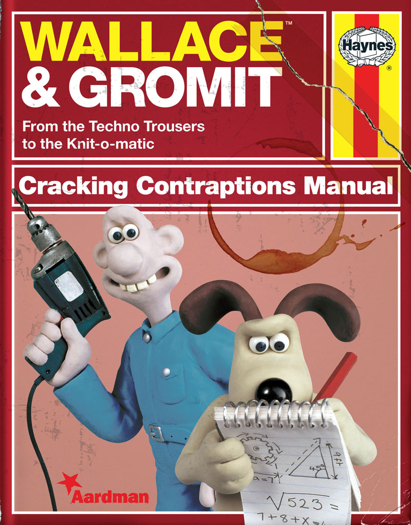 Image result for wallace and gromit cracking contraptions