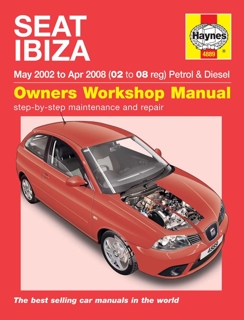 Seat Ibiza 1 2 1 4 Petrol 1 4 1 9 Diesel 2002