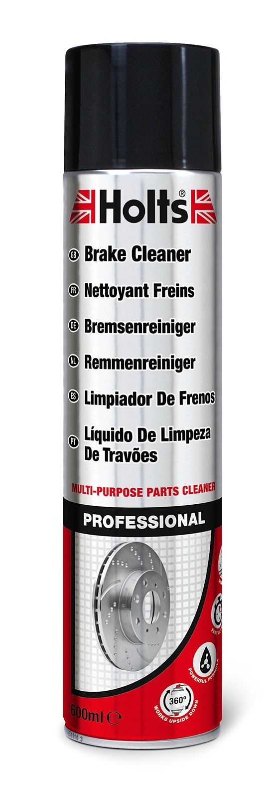 4 x CAR BRAKE CLEANER CLEAN DUST DIRT GRIME REMOVER CLEANING SPRAY 600ml | eBay