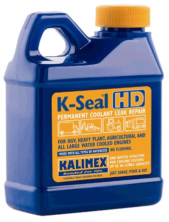 K Seal Hd Permanent Radiator Stop Leak Heavy Duty Large
